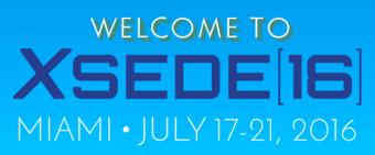 Workflow tutorial at XSEDE'16