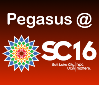 Pegasus @ SC16