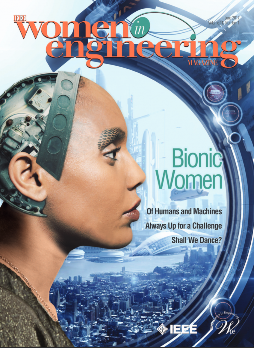 Dr. Deelman and Pegasus contributions highlighted in the IEEE Women in Engineering Magazine