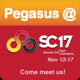 Pegasus at SC 2017
