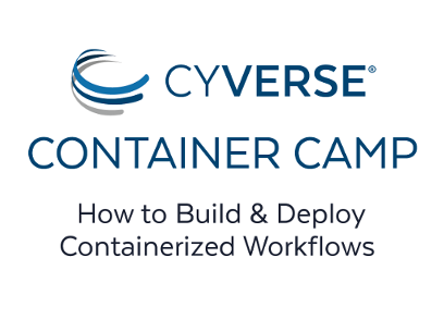 CyVerse Container Camp
