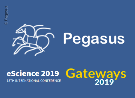 eScience 2019 and Gateways 2019 Talks and Events