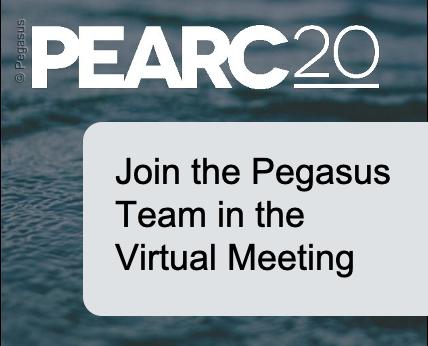 Pegasus @ PEARC 20